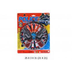 ZESTAW POLICYJNY NA BLISTRZE