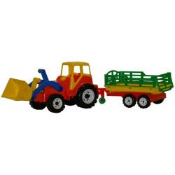 TRAKTOR BIG FARMER 084