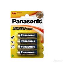 BATERIA PANASONIC R6L ALKALINE