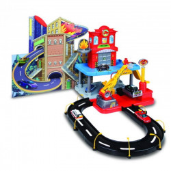 BB FIRE STATION PLAYSET 1:43