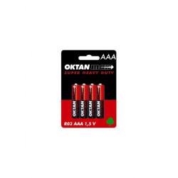 BATERIA OKTAN MAX HD   R03(4B)