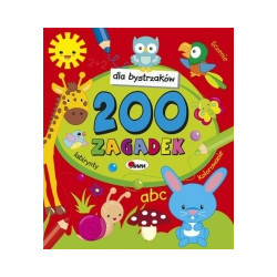 DLA BYSTRZAKÓW 200 ZAGADEK