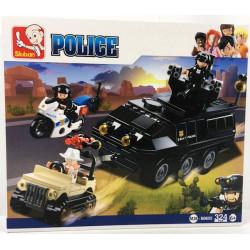 KLOCKI-SLUBAN POLICJA (324EL)